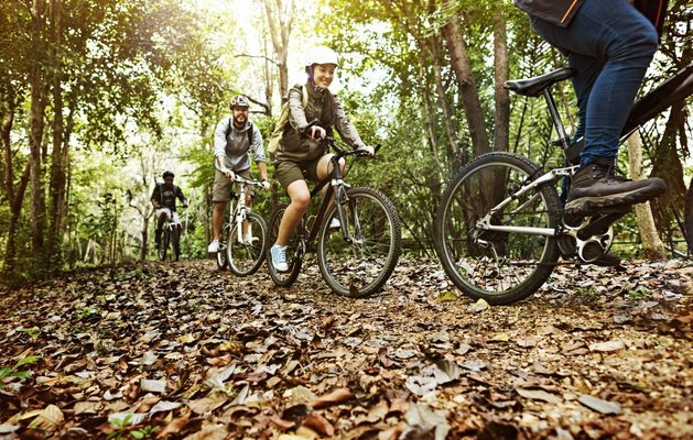 Bicycle-touring AnyósPark Mountain & Wellness Resort